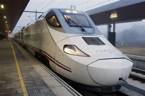 El AVE, quinto tren más rápido del mundo y el segundo de ...