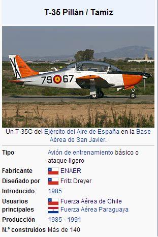 el avion fabricado por chilenos - Taringa!