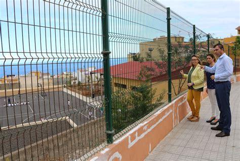 El Ayuntamiento de Los Realejos acomete obras de mejora en ...