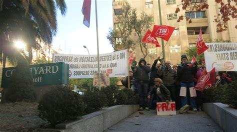 El Ayuntamiento de Madrid multa con 1.600 euros a unos ...