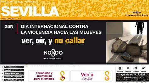 El Ayuntamiento de Sevilla se muda a Internet ...