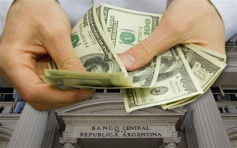 El Banco Central permite comprar dólares por ventanilla ...