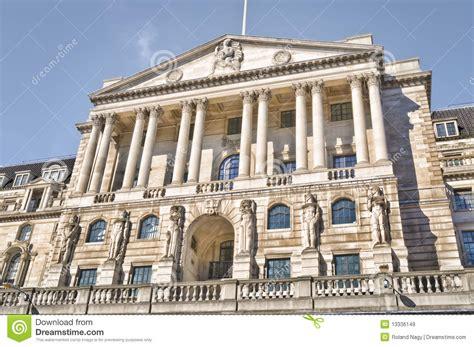 El Banco De Inglaterra, Londres Imágenes de archivo libres ...