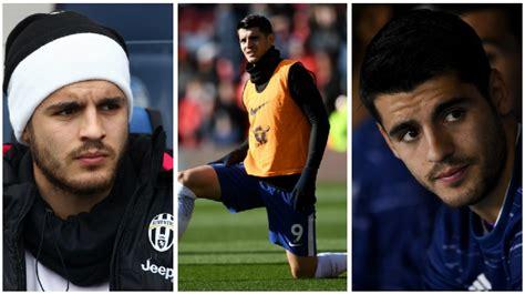 El banquillo de la tortura de Álvaro Morata | Noticias Fútbol