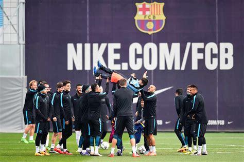 El Barça batirá récords de ingresos con Nike