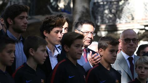 El Barça jugaría en la misma liga que el Espanyol o el ...