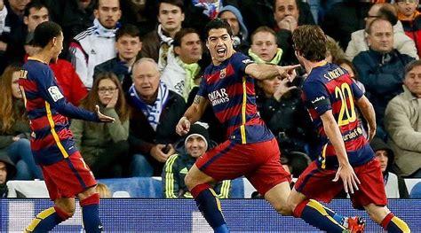 El Barcelona se da un festín y deja muy tocado al Real Madrid