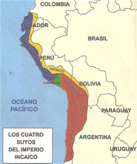 El Baúl de la Historia de Perú: LOS CUATRO SUYOS DEL ...