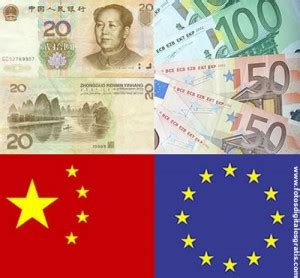 El BCE y el Banco Popular de China intercambian divisas ...
