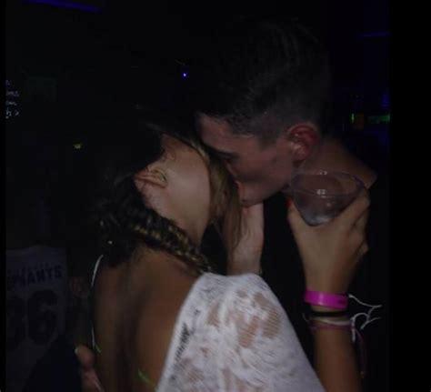 El beso que confirma la relación de Andrea Janeiro ...