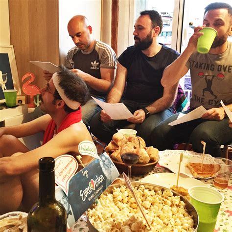 El blog de Anita: La fiesta de eurovisión 2018