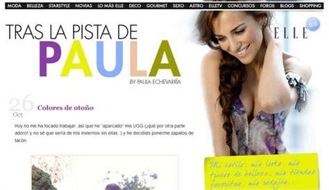 El Blog de Paula Echevarría – Elegante a la par que discreta