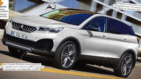 El Blog Sobre el Automovil de Hoy y Siempre: Nuevo Peugeot ...