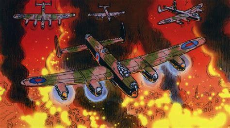 El Bombardeo de la Alemania nazi, de Wayne Vansant ...