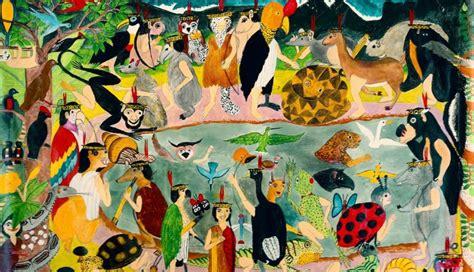 'El bosque de los mitos', una exposición sobre la cultura ...