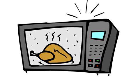 El cajon de la verdad: El microondas calienta pero no cocina.