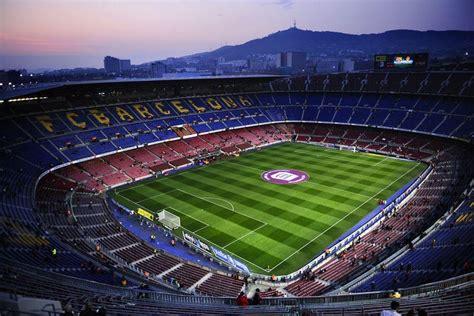 El Camp Nou, estadio FC Barcelona - Majestic Hotel & Spa ...