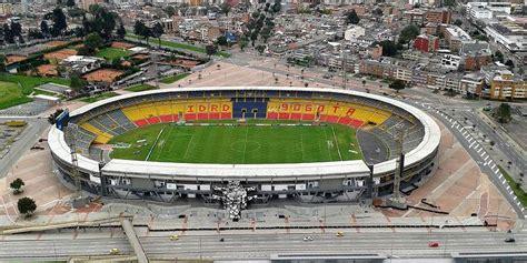 El Campín en los 100 mejores estadios del mundo ...