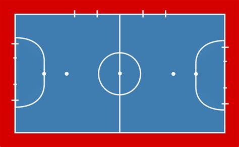 El campo de fútbol sala ~ Futbolsala