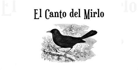 El Canto del Mirlo – Barranco Oscuro