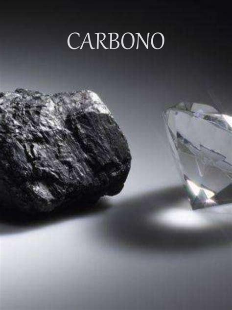 El Carbono (C)