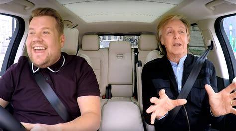 El Carpool Karaoke de Paul McCartney: 23 minutos que todo ...