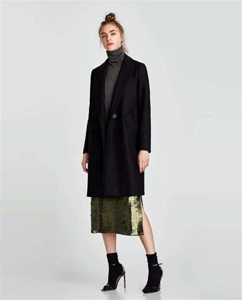 El catálogo de abrigos de Zara Otoño Invierno 2018 - 2019 ...
