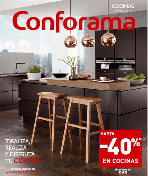 El catálogo de cocinas Conforama 2018 - EspacioHogar.com