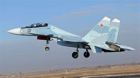El caza ruso Su-30: La piedra en el zapato de los aviones ...