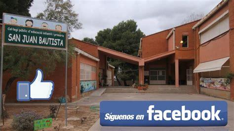 El CEIP San Juan Bautista se pasa a las Redes Sociales ...