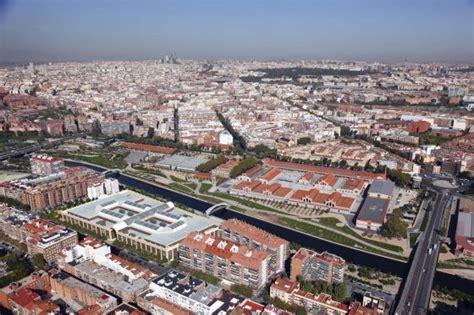 El centro comercial de Madrid Río se construirá sin ...