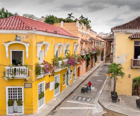 El Centro (Old City), Cartagena de Indias, Colombia ...