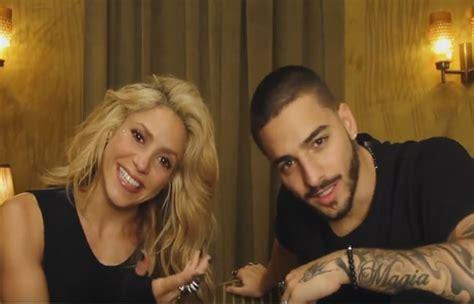 El  Chantaje  de Shakira y Maluma   Música   Colombia.com