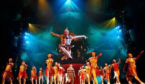 El Circo del Sol elige España para estrenar en Europa su ...