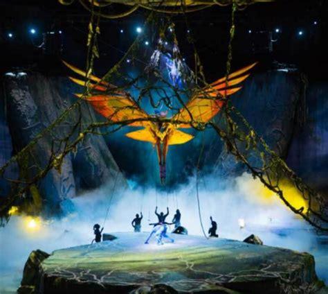 El Circo del Sol personaliza su show basado en  Avatar ...