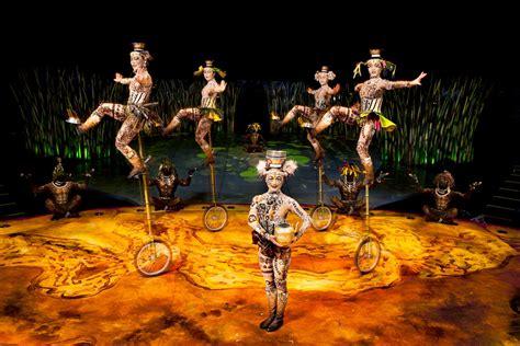 El Circo del Sol presenta su nuevo espectáculo en Madrid ...