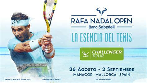 El circuito ATP Challenger llega a Manacor de la mano de ...