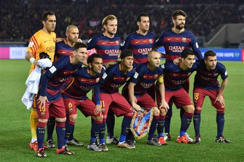 El Clasico | Barça fans vote for their starting XI for El ...