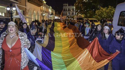 El colectivo LGTBIQ marchará por la visibilización del ...