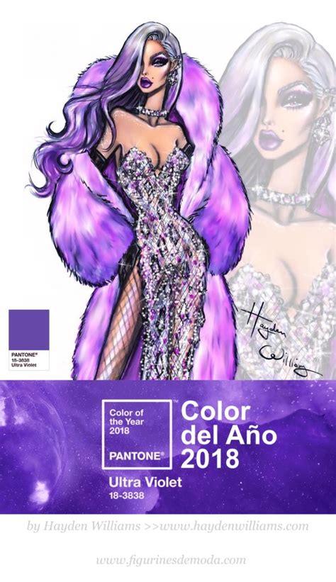 El Color del Año 2018 ULTRA VIOLETA   PANTONE Ultra Violet ...