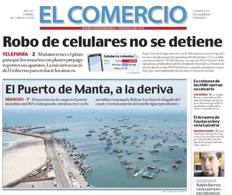 El Comercio de Ecuador | Ecuador Noticias | Noticias de ...