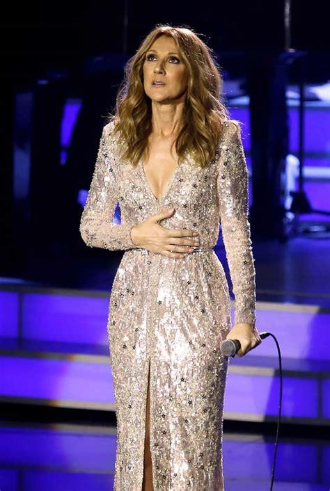 El concierto más emotivo de Céline Dion dedicado a su marido