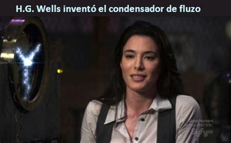 El Condensador De Fluzo: Warehouse 13   Un spin off con H ...
