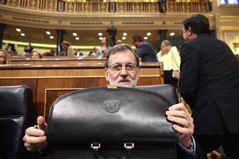 El Congreso aprueba los Presupuestos de Rajoy con apoyo de ...