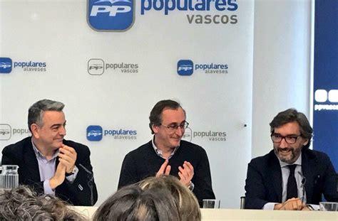 El Congreso regional del PP será en Vitoria - Norte Exprés ...
