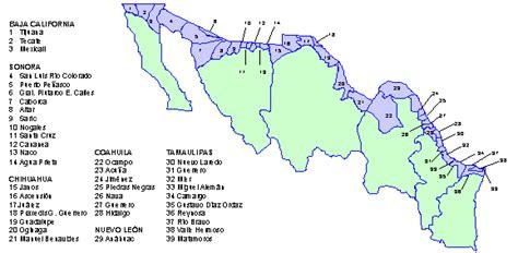 El Contador Virtual: La Franja Fronteriza y la Region ...