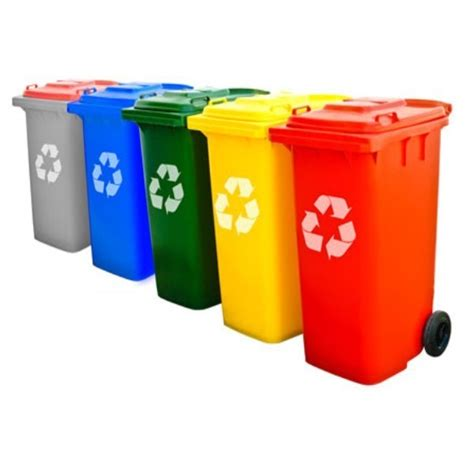 El correcto uso de los contenedores de basura | Botes de ...