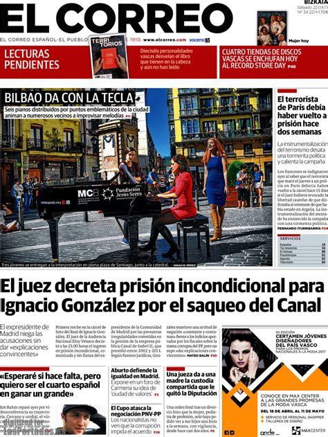 El Correo Elcorreo Bizkaia Diario Con Las ...