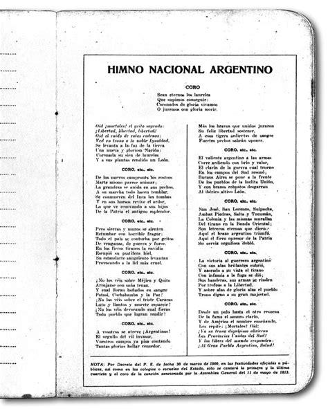 El corte del Himno Nacional   LA GACETA Tucumán