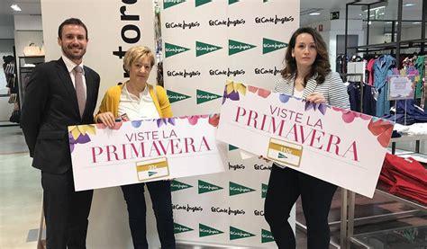 El Corte Inglés de Salamanca entrega los premios a los ...